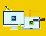 PSD To HTML Tutorial Using Photoshop And Dreamweaver