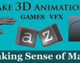 Make 3D Animation, Games, VFX - Making Sense of Maya