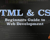 HTML & CSS From Scratch: Beginners Guide to Web Development