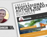 Create a Responsive Author Website with NO Prior Experience