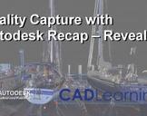 Reality Capture with Autodesk Recap