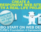 Turbo Start on Web Design with ZURB's Foundation 4 Framework