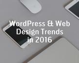 Zinavo Technologies WordPress & Web Design Trends In 2016