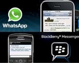 WhatsApp spreading to Blackberry