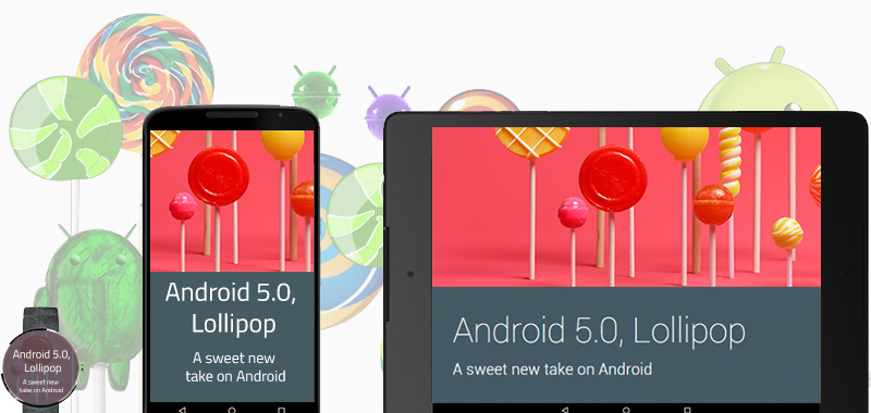 Android 5.0 Lollipop Boasts of Niche Features - Image 1