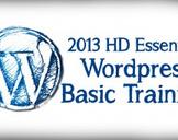 Essential Wordpress Basic Training