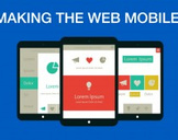 Making the web mobile