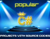 Popular C# Projects With Source Codes