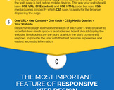 Main Reasons to Build a Responsive Website Design (RWD)