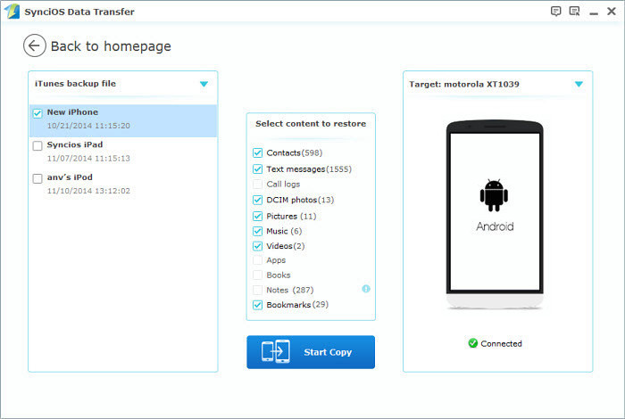 3 Ways to Transfer Music from iTunes to Android - Image 2