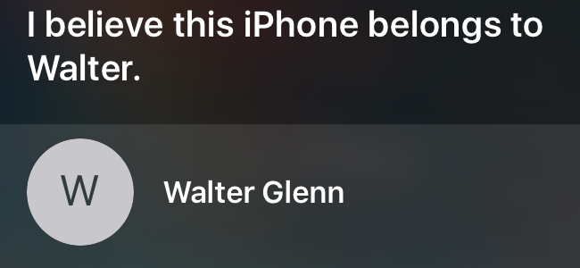 How to Find a Lost iPhone's Owner by Asking Siri - Image 1