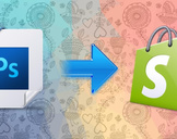 Why & How PSD to Shopify Conversion is easy?