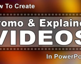 How to Create Promo & Explainer Videos in PowerPoint