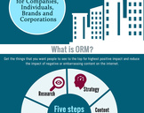 Online Reputation Management Infographic - High Impact