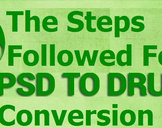 The Steps Followed For PSD To Drupal Conversion