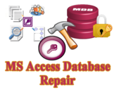 Repairs inaccessible Access ACCDB or MDB databases