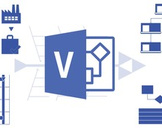 Microsoft VISIO 2016 Tutorials - Design Processes Like a Pro