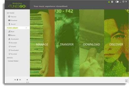 Apple Music Converter Comparison: NoteBurner vs. Wondershare TunesGo - Image 3