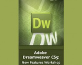 Dreamweaver CS5 New Features Workshop
