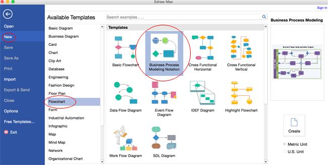 Tutorial for Creating BPMN Diagram on Mac - Image 2