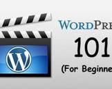 Wordpress 101 For Beginners: Wordpress Basic Training Videos