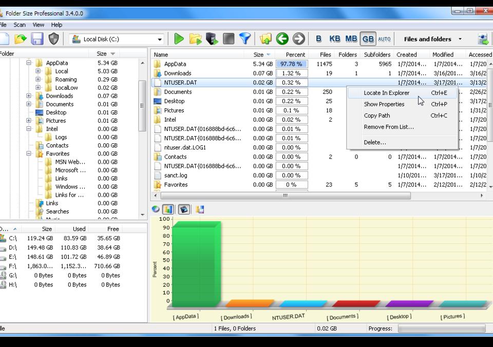 Professional Disk Cleanup Using Free Tools - Duplicate File Finder & Folder Size - Image 1