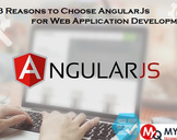 8 Reasons to Choose AngularJs for Web Application Development