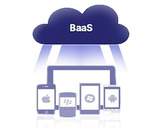 What are the benefits and drawbacks of utilizing backend-as-a-service (BAAS)