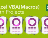 Excel VBA (Macros) with Projects
