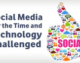 Social Media For the Time and Technology Challenged