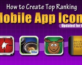 How to Create Top Ranking Mobile App Icons - iOS Edition