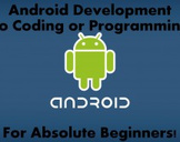 Android Development Without Coding - Beginner Lessons