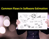 Common Flaws in Software Estimation