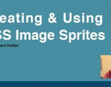 Creating and Using CSS Image Sprites