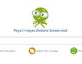 Page2Images: A Good Website Screenshot Service