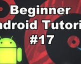 Learn how to build your first Android application - Part 3