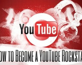 How to Become a YouTube Rockstar