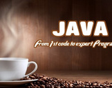 Java, from 1st code to expert programmer