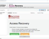 MS Access Database Repair Tool to Fix MDB/ACCDB File Corruption<br><br>