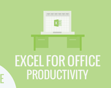 Excel for Office Productivity