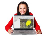 GIS for Beginners #2: Learn Digitizing using QGIS