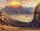 Digital Matte Painting with Photoshop
