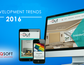 We Should Know About Latest Web Development Trends 2016