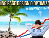 Landing Page Design & Optimization - build pages that work!