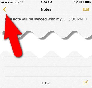 How to Sync iOS 9's Notes with Your Gmail Account - Image 11