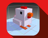 3D Pixel Art for non artist. Crossy Road Modeling. Unity 3D