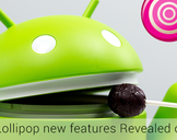 Android Lollipop new features updated in many devices