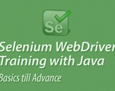 Selenium WebDriver Training with Java - Basics