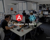 React vs Angular : Primary Differences