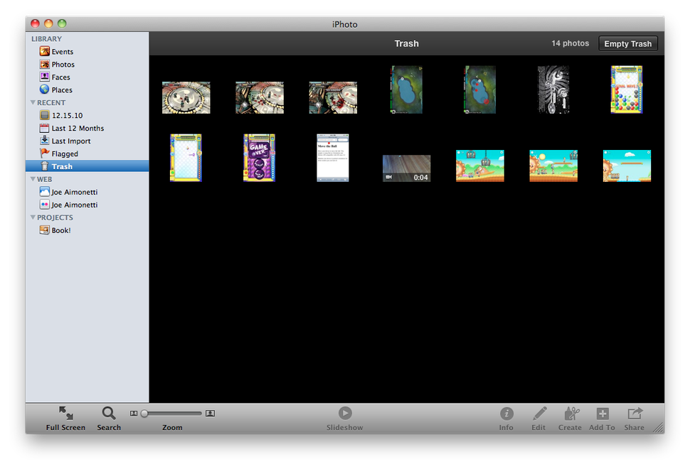 Top 3 Easy Ways to Recover Photos on Mac - Image 1